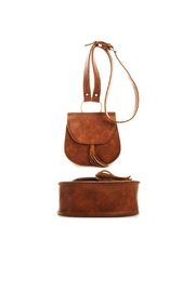 Street Level Ring Handle Crossbody - Back cropped