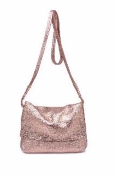 Street Level Rose Gold Metallic Minibag - Alternate List Image