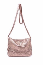 Street Level Rose Gold Metallic Minibag - Product Mini Image