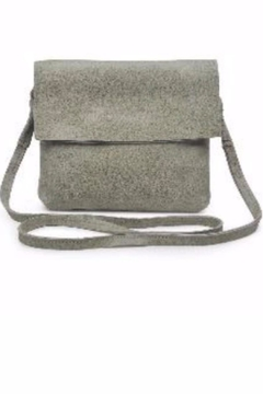 Street Level Sage Metallic Minibag - Alternate List Image