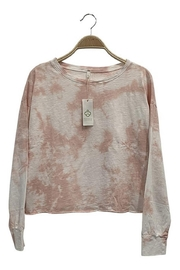 Studio KO Tie Dye Sweatshirt - Product Mini Image