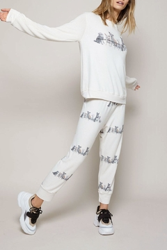All Things Fabulous Streetwise Cozy Sweats - Product List Image
