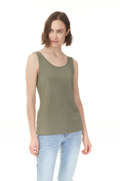 Charlie B Stretch Bamboo Cami - Product List Image