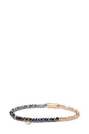 Spartina 449 Stretch Bracelet 3mm Night Multi - Product Mini Image