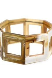 Anju STRETCH BRACELET SQUARE CUT OUT - Product Mini Image