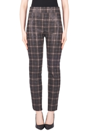 Joseph Ribkoff Stretch Jacquard Pant - Product Mini Image