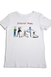 Unfortunate Portrait Stretch Marks Tee - Product Mini Image