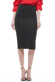 WHY DRESS Stretch Pencil Skirt - Product Mini Image