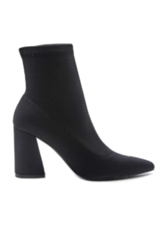 Thistle & Clover  Stretch Pointy Bootie - Front cropped