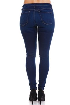 Flying Monkey Stretch Skinny Jeans - Alternate List Image