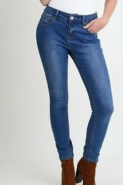 Umgee Stretch Skinny Jeans - Product Mini Image
