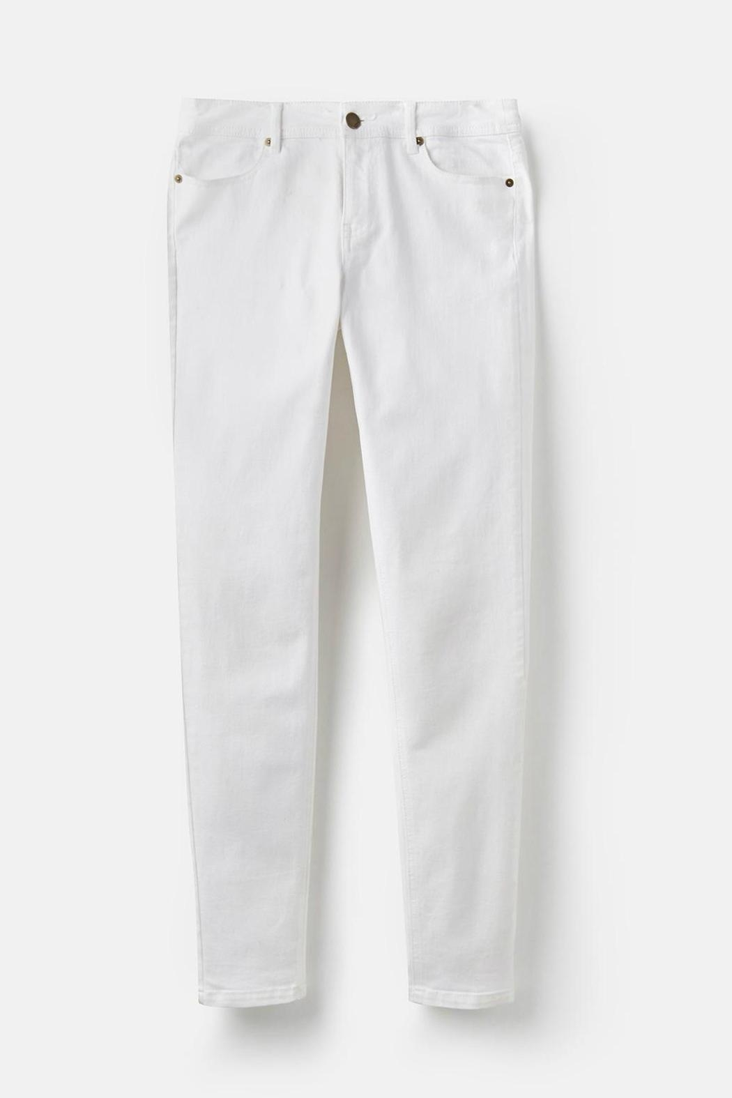 Joules Stretch Skinny Jeans - Side Cropped Image