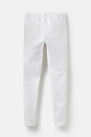 Joules Stretch Skinny Jeans - Back cropped