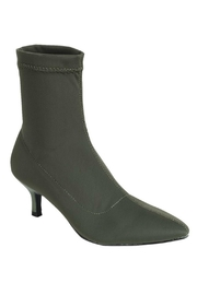 Lets See Style Stretch Sock Bootie - Product Mini Image
