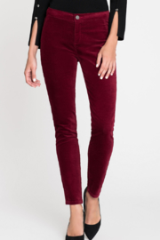 Nic + Zoe Stretch Velvet Pants - Product Mini Image