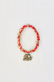 The Woods Fine Jewelry  Stretch with Elephant - Product Mini Image