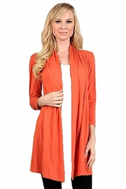 Mrena Stretchy Comfy Cardigan - Product Mini Image