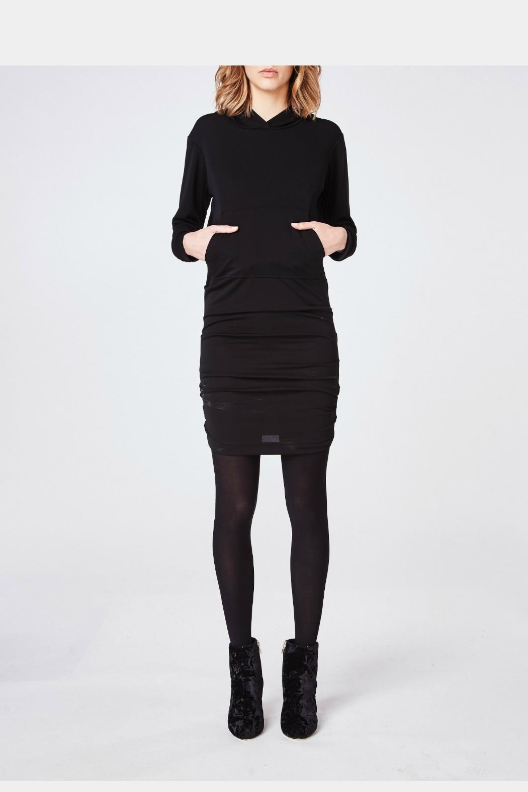 Nicole Miller Stretchy Jersey Dress - Main Image