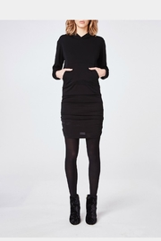 Nicole Miller Stretchy Jersey Dress - Front cropped