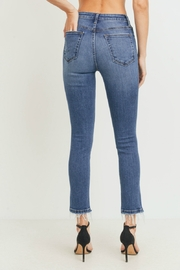 just black Stretchy Skinny - Side cropped