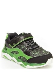 Stride Rite Light-Up Swirl Sneaker - Front cropped