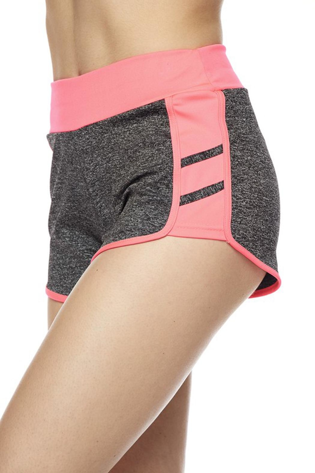 New Mix Striipe Athletic Short - Main Image