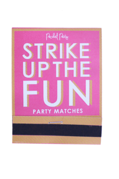 Packed Party Strike Up the Fun Matches - Product List Image