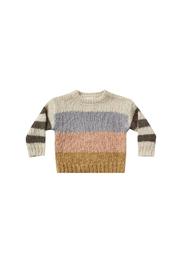 Rylee & Cru Stripe Aspen Sweater - Product Mini Image