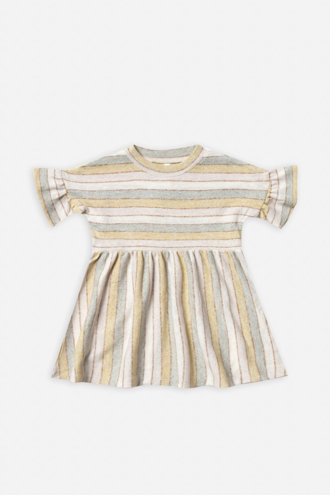 Rylee & Cru Stripe Babydoll Dress - Main Image