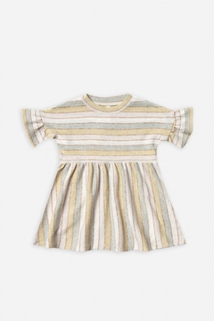 Shoptiques Product: Stripe Babydoll Dress