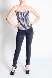 Stripe Bustier - Product Mini Image