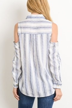 Gilli USA Stripe Button Down - Alternate List Image