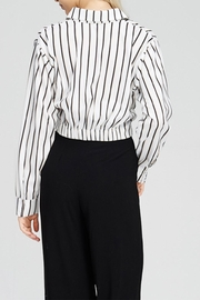 Emory Park Stripe Button Down - Front full body