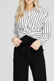 Emory Park Stripe Button Down - Product Mini Image
