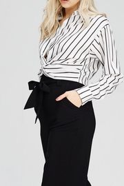 Emory Park Stripe Button Down - Side cropped