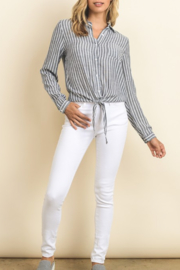 dress forum Stripe Button Down - Product Mini Image