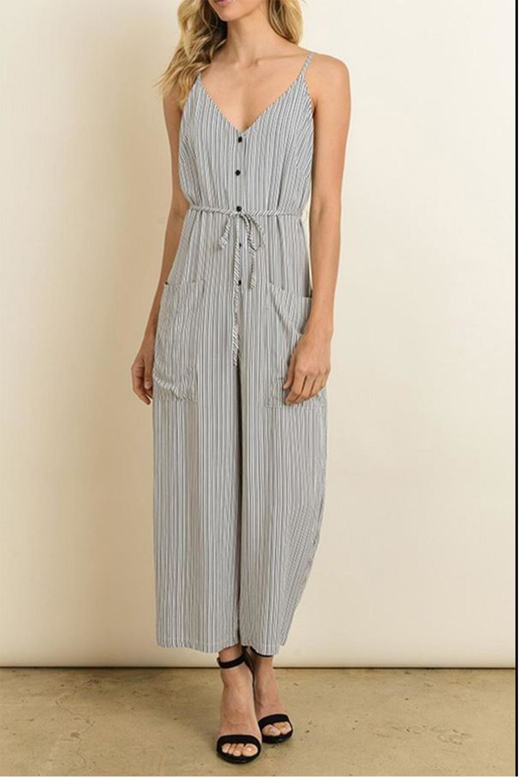 dress forum Stripe Cami Jumper - Main Image