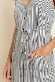 dress forum Stripe Cami Jumper - Back cropped