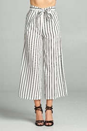 Racine Stripe Contemporary Pants - Product Mini Image