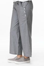 Tulip Stripe Crop Pants - Product Mini Image