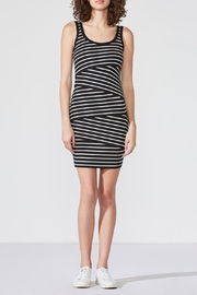 Bailey 44 Stripe Dress - Product Mini Image