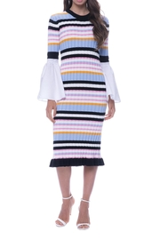After Market Stripe Dress - Product Mini Image