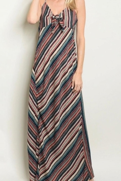 Ganji LA Stripe Dress - Product List Image