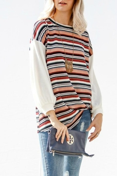 Shoptiques Product: Stripe In Time