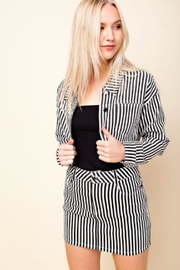 TIMELESS Stripe Jacket - Product Mini Image