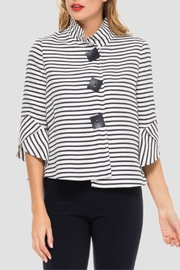 Joseph Ribkoff Stripe Jacket - Product Mini Image