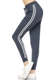New Mix Stripe Jogger - Product Mini Image