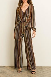 Gilli Stripe Jumpsuit - Product Mini Image