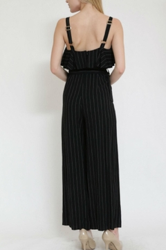 the clothing company Stripe Jumpsuit - Alternate List Image