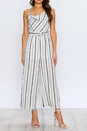 Jealous Tomato Stripe Jumpsuit - Product Mini Image